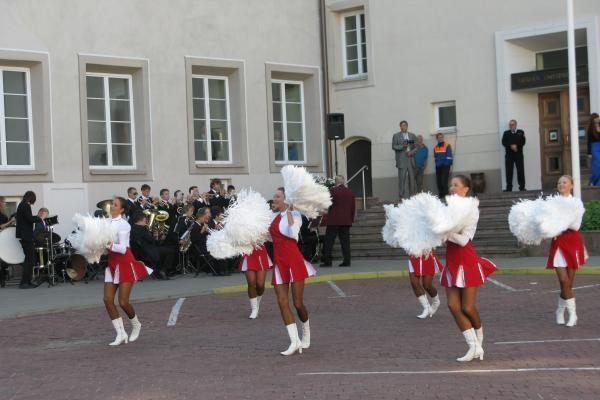 Vilniaus universitete – iškilmingas