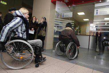 Ar Klaipėda svetinga neįgaliesiems?