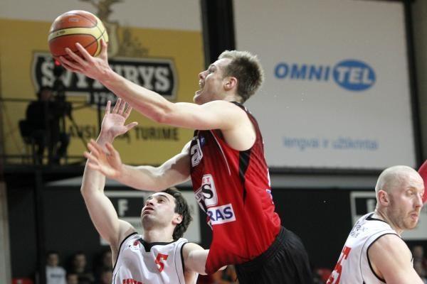 LKL vicečempionas kontrolinį mačą pralaimėjo Maskvos CSKA