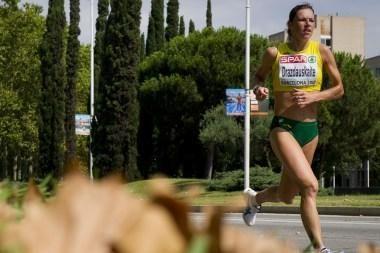 R.Drazdauskaitei - vienas maratonas, du titulai