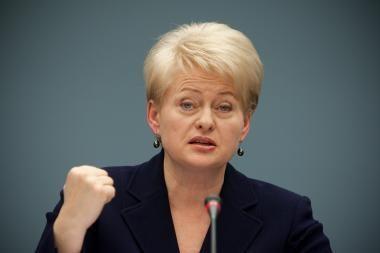D.Grybauskaitė: Alytaus prokuratūros laukia neeilinis patikrinimas