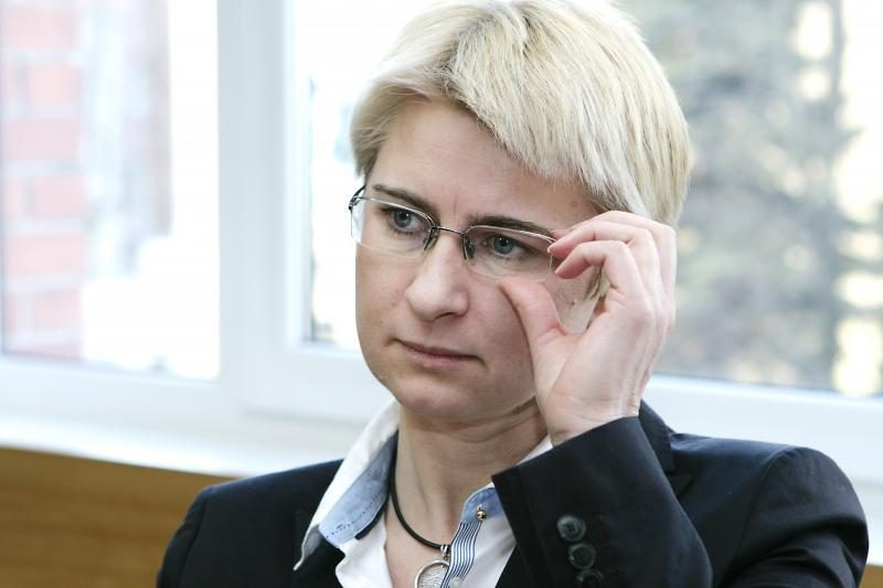 Seimo narei N. Venckienei dėl posėdžių nelankymo gresia apkalta