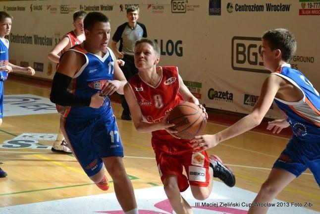 Dvi Vilniaus krepšinio mokyklos komandos dalyvavo turnyre Lenkijoje