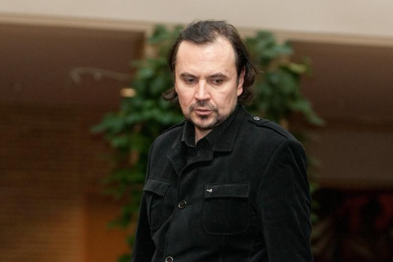 """O. Koršunovas: statyti """"Katedrą"""" – mano pilietinė pareiga"""