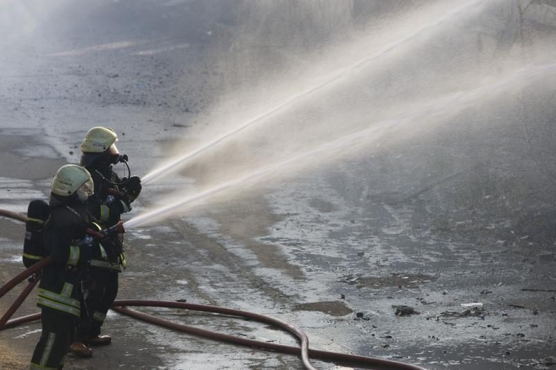 Plungės rajone sudegė 36-ių metų vyras