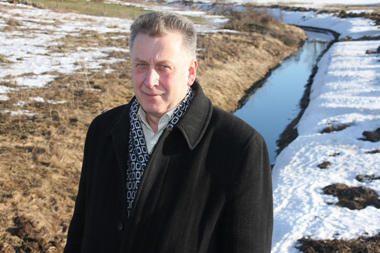 Jonavos rajono laukus sausins renovuoti melioracijos įrenginiai