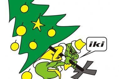 Atšaukė Kalėdas, dabar kėsinasi į Naujuosius