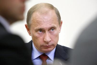 V.Putiną papiktino amerikiečių pagalba Tbilisiui