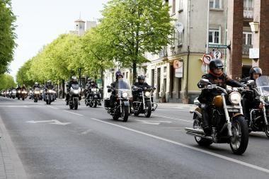 Klaipėdoje kitąmet vyks Europos baikerių fiesta