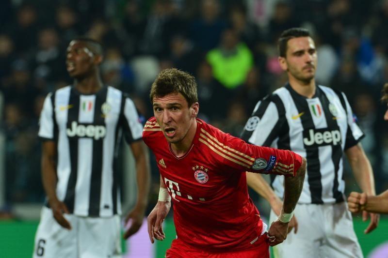 """Dar kartą užtikrintai italus patiesęs """"Bayern"""" - pusfinalyje"""