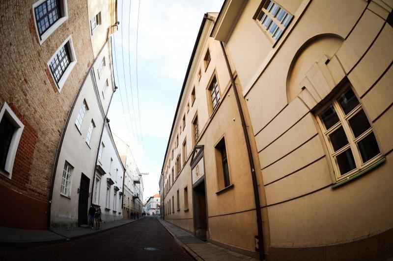 """Gatvė prie būsimos """"IKEA"""" bus pavadinta Vikingų vardu"""