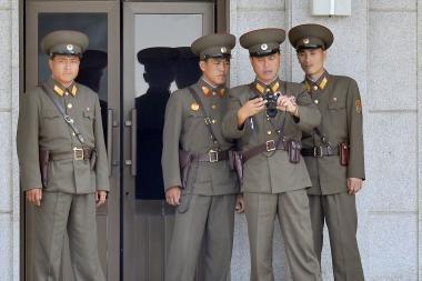 Šiaurės Korėja paleis sulaikytą misionierių iš JAV
