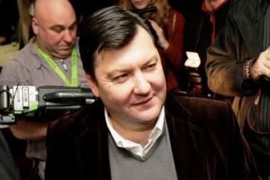 Baltarusija neįsileido Seimo nario E.Zingerio