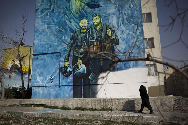 Iranas neįleido TATENA inspektorių į svarbų karinį objektą