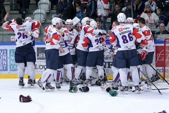 Sensacija: Slovėnijos ledo ritulininkai keliauja į Sočio olimpiadą
