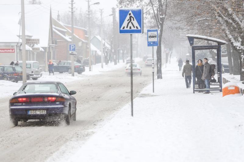 Atšalus orams 70 proc. išauga pagalbos kelyje prašymų skaičius