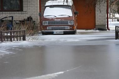 """Potvynio aukoms - """"operatyvi"""" Kauno savivaldybės pagalba"""