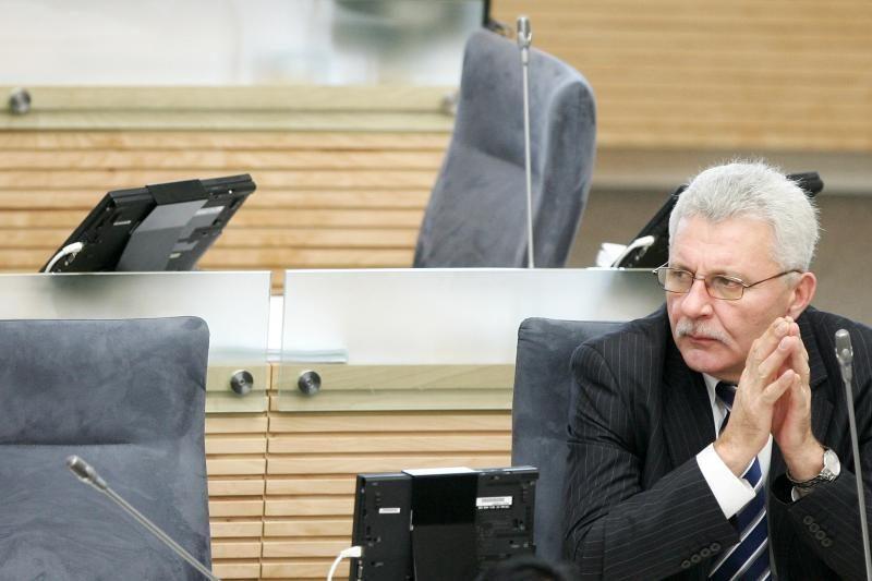 Seimo seniūnų sueiga EPK pirmininko postą paliko socialdemokratams