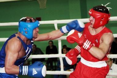A.Šociko turnyre - dešimties šalių boksininkai
