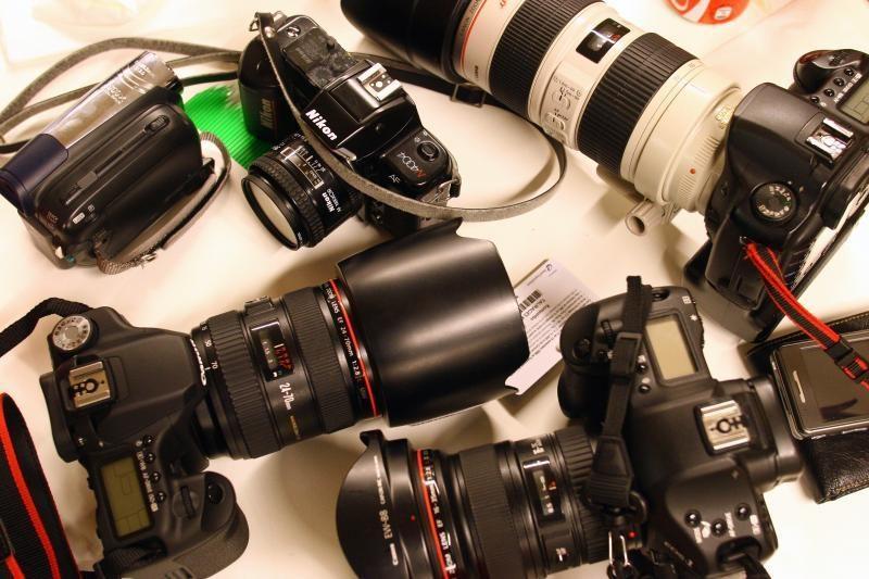 LiCS stovykloje sieks didžiausios kolektyvinės fotografijos rekordo