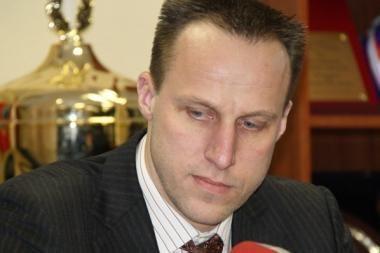 Futbolo rinktinės treneris R.Žutautas pritaria ankstyvai sezono pradžiai