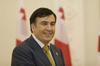 Tbilisyje įsteigta nauja opozicinė partija, jos tikslas - nušalinti M.Saakašvilį