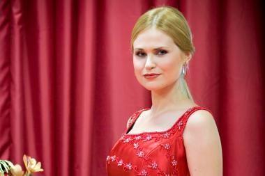 Solistė O.Kolobovaitė: dainos - geriausias sielos vaistas