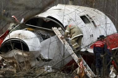 Rusijos ekspertas įvardijo lemtingą pilotų klaidą (katastrofos imitacija)