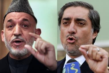 Afganistano rinkimuose - tik vienas kandidatas