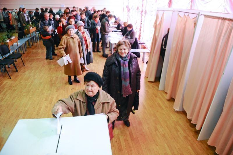 Lietuva neaktyviai rinko tris Seimo narius