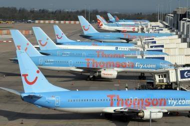 Europos oro uostai ir šeštadienį bus paralyžiuoti
