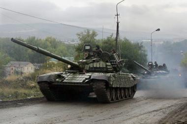 Kas pradėjo karą Pietų Osetijoje?
