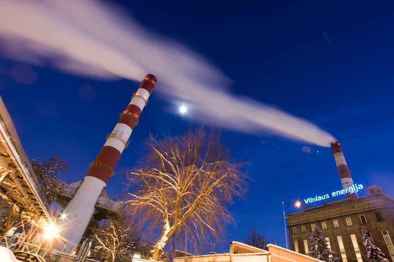 """Prezidentė: """"Vilniaus energija"""" piktnaudžiauja monopoline padėtimi"""