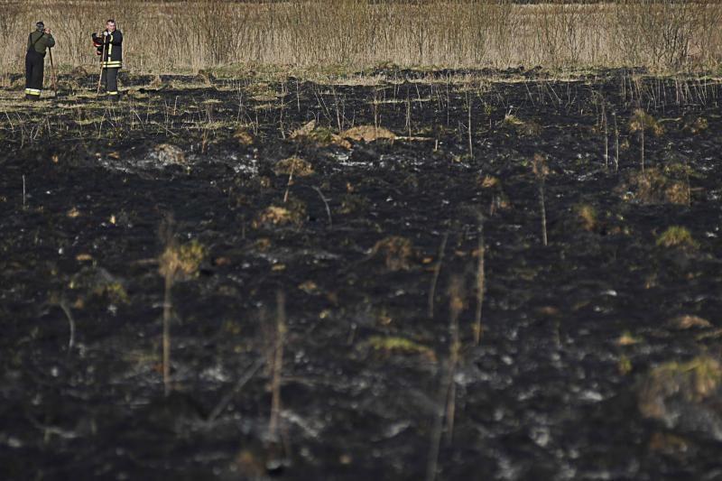 Klaipėdos apskrityje – žolės degintojų vajus