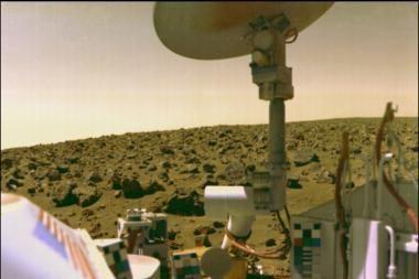 Gyvybei palankios sąlygos kadaise egzistavo visame Marse