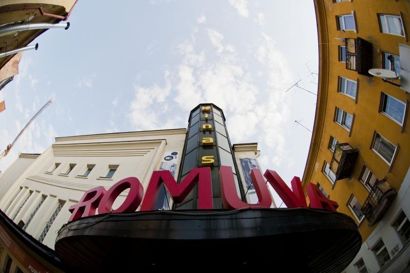 """Pritarta siūlymui išpirkti kino teatro """"Romuva"""" akcijas"""