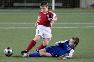 Tarptautinį vaikų futbolo turnyrą vers tradiciniu