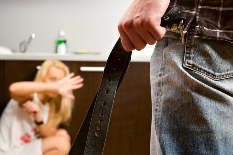 Smurtaujantis vyras: nesididžiuoju, kad mušu žmoną ir vaikus
