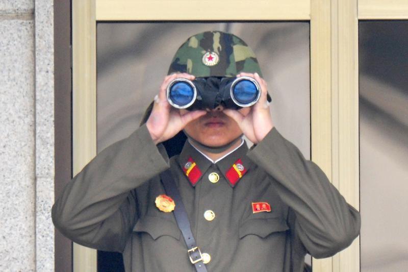 Šiaurės Korėja artimiausiu laiku gali įjungti branduolinį reaktorių