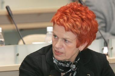 O.Balžekienė paskirta Kauno apskrities viršininke