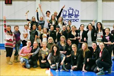 Linijinių šokių čempionate – klaipėdiečių pergalės