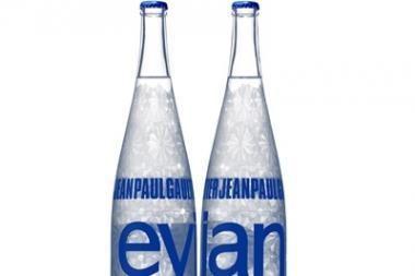 Mineralinio vandens buteliuką sukūrė garsusis J.P.Gautier