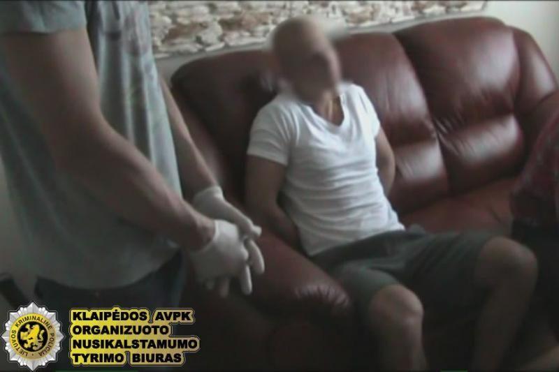 Narkotikus Klaipėdoje vis dažniau platina ir nepilnamečiai