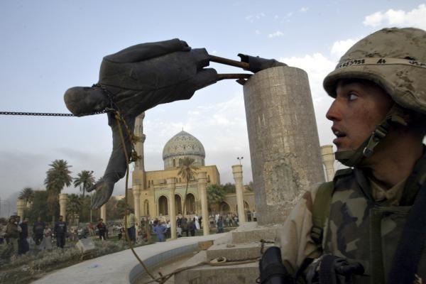 Lapkritis Irake pareikalavo mažiausiai aukų
