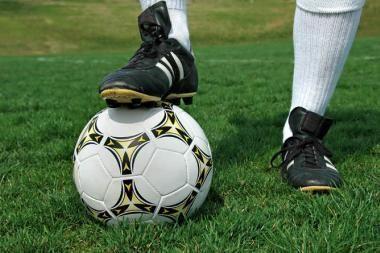Lietuvos futbolo A lygos lyderis sutriuškino autsaiderį