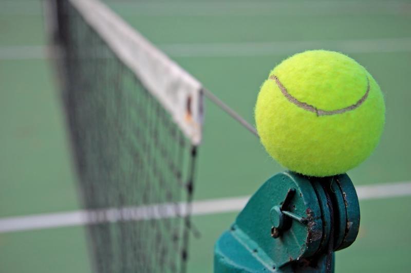 Kipro teniso kapitonas: su Marcosu Baghdačiu būtume įveikę Lietuvą