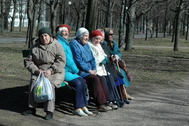 Klaipėdiečiams pensijas išmokės anskčiau