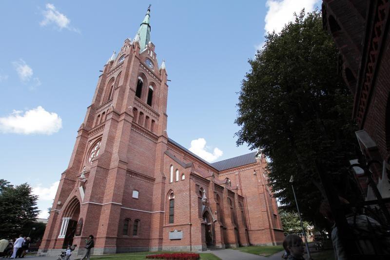 Penkerius metus trukę Palangos bažnyčios restauravimo darbai baigti