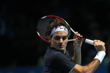 Baigiamąjį turnyrą pergalėmis pradėjo R.Federeris ir A.Murray