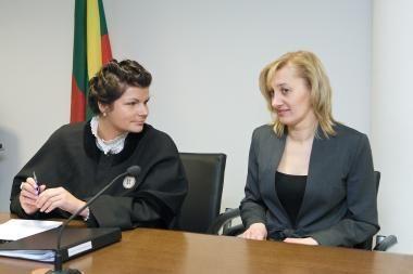 J. Butkevičienė prieš TV3 kovoja teisme